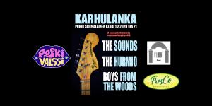 Karhulanka-tapahtuma 1.2.2020 Klubilla