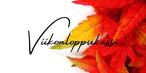 Tilaa FresCon viikon 37 viikonloppukassi ja osallistu arvontaan